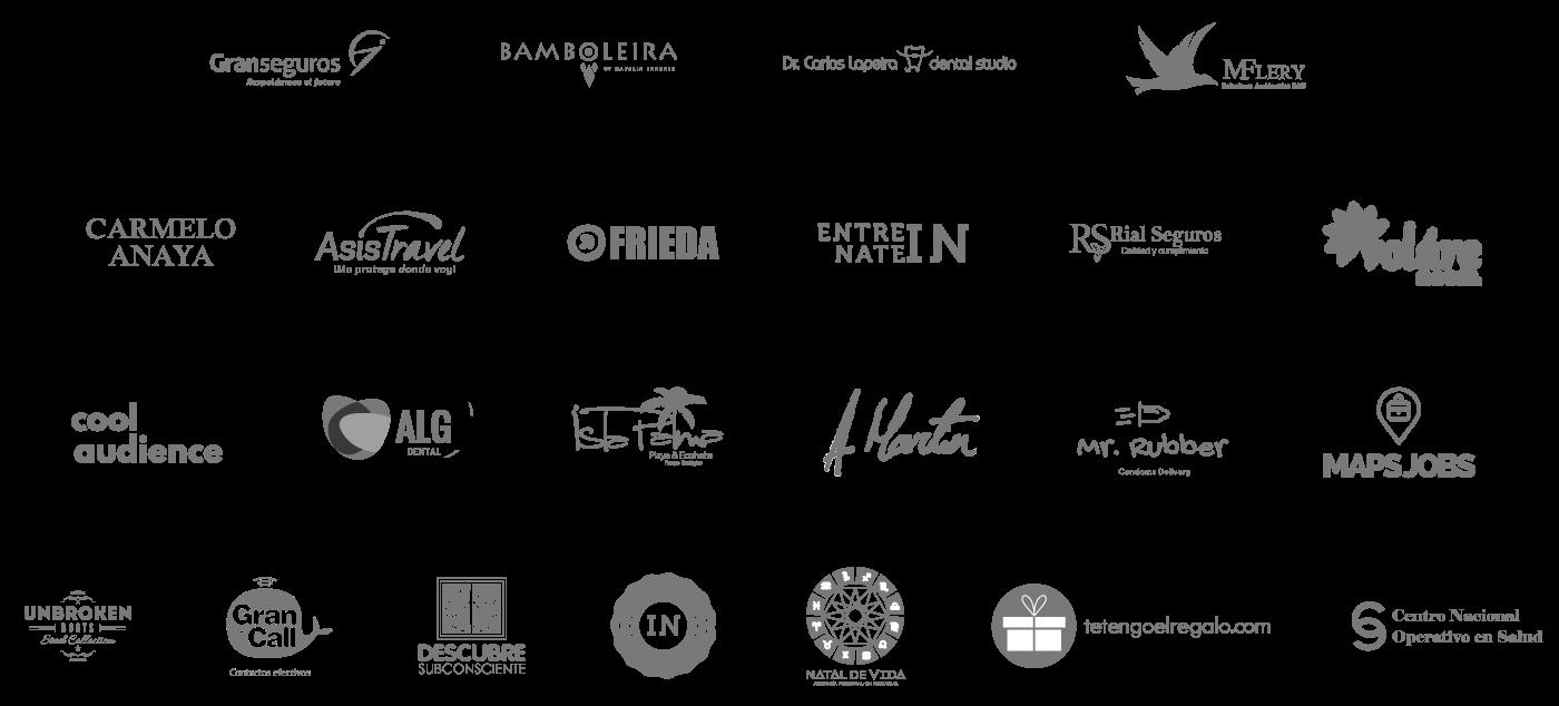 clientes diseño web